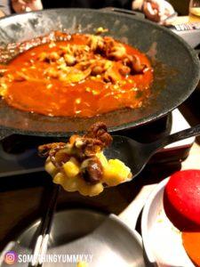 小班韓式烤腸 五花肉 小章魚