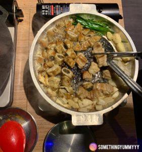 小班韓式烤腸 烤牛腸