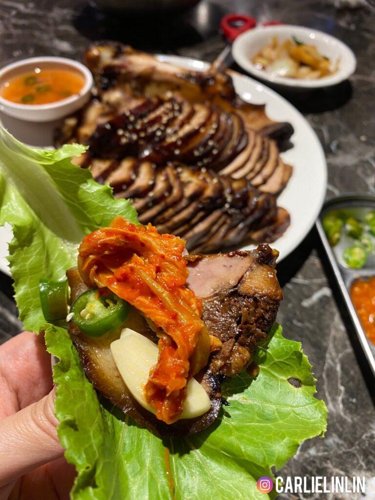 韓食堂 韓式豬腳
