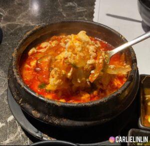 韓食堂 辣豆腐湯